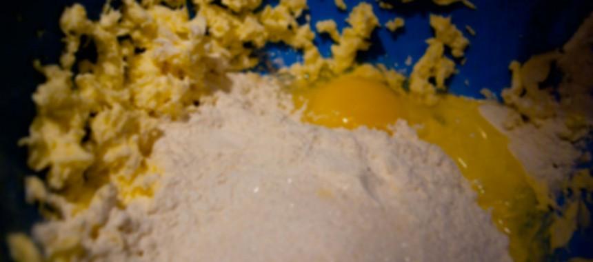 Песочное тесто. Основа для пирога