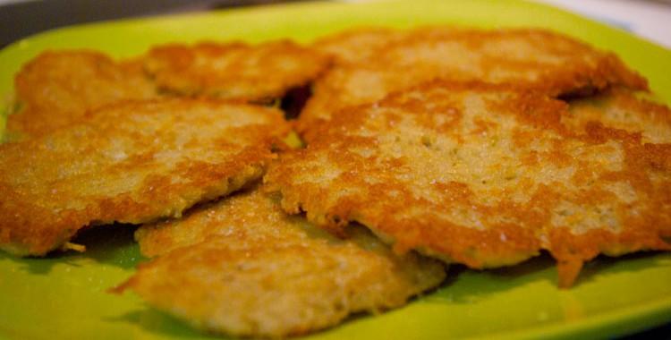 Драники или картофельные оладьи