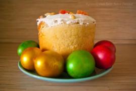 Пасхальный кулич: рецепт на чудесный праздник!