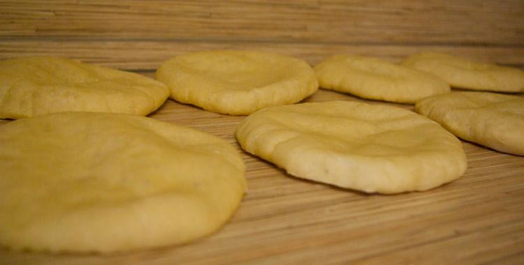 Хлеб пита