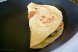 Тортилья - мексиканская лепешка
