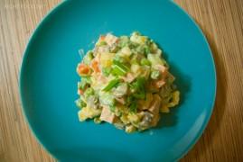 Классический салат Оливье: рецепт на Новый Год!