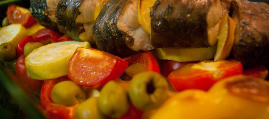 Белый Амур в духовке с фенхелем: рецепты средиземноморской кухни