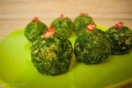 Пхали из шпината: рецепт грузинской кухни или грузинские блюда дома