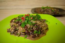 Лобио из фасоли по-мегрельски: рецепт грузинской кухни