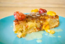 Торт Манник на кефире с яблоками: рецепт десерта на Новый Год!
