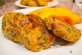 Веганские или постные котлеты из чечевицы: рецепт индийской кухни