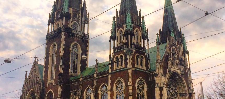 Поездка во Львов и Закарпатье. Часть 1. Достопримечательности Львова