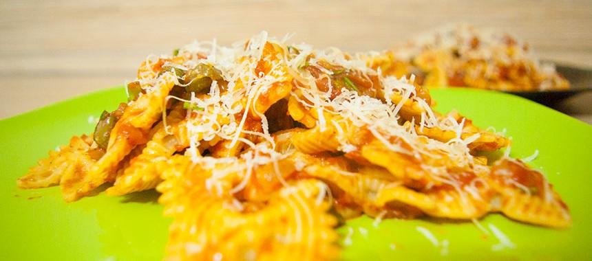 Паста Арабьята: рецепт итальянской кухни