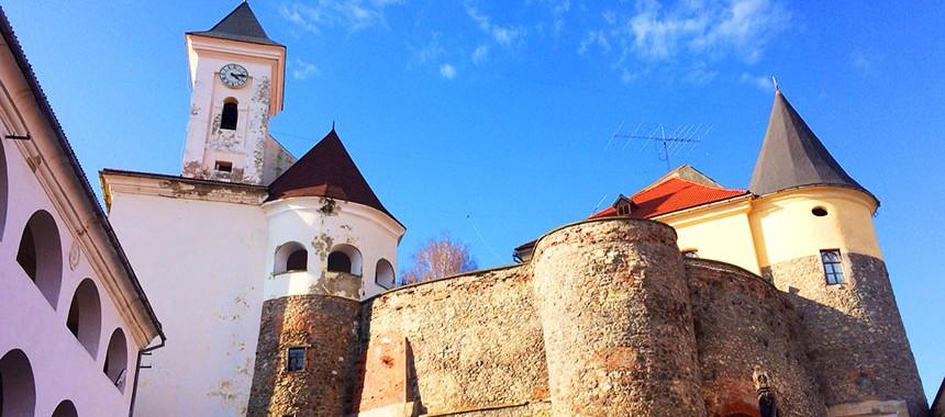 Поездка в Закарпатье и Львов. Часть 2. Замки Украины