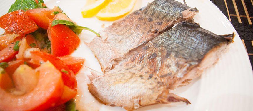 Запеченный тунец в духовке, или как приготовить тунца