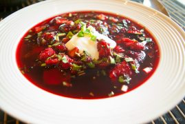 Суп Свекольник холодный: рецепт домашний, от мамы!