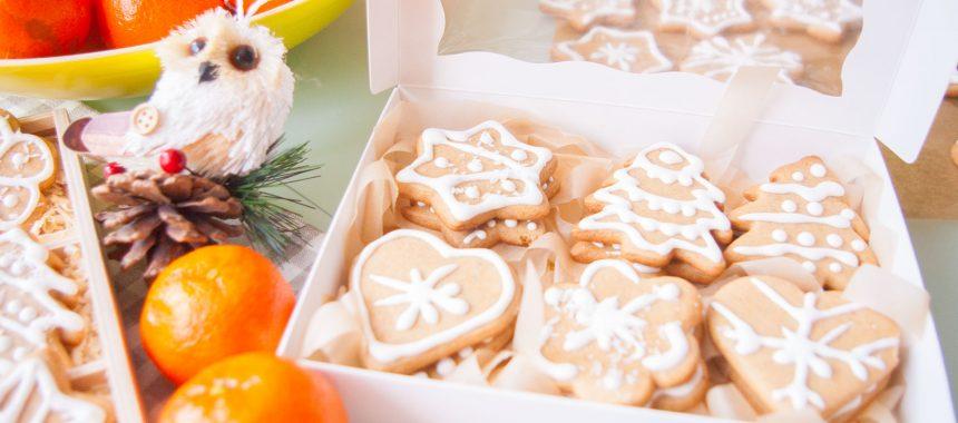 Имбирное печенье или пряники: рецепт на Новый Год!