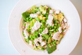 Сыроедческий салат с зеленой гречкой: рецепт сытного блюда