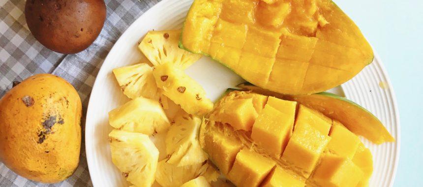 Экзотические фрукты ГОА — пробую вместе с вами!