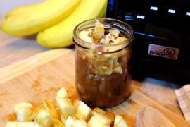 Шоколадная паста с авокадо - самый полезный и быстрый мусс!