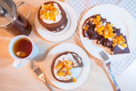 Шоколадные Блины VS американские Панкейки!