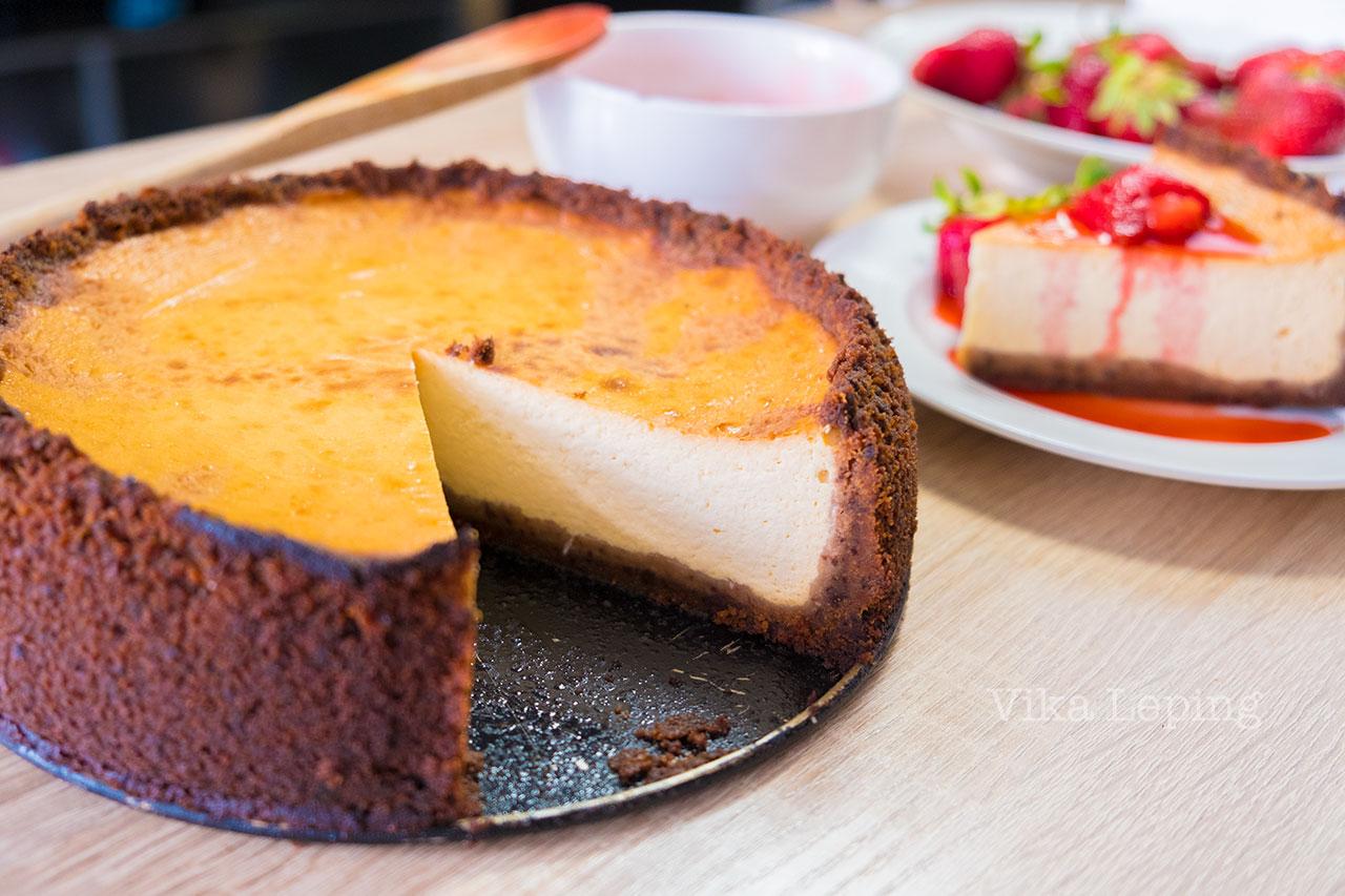 сырный чизкейк рецепт с фото пошагово снаряжении