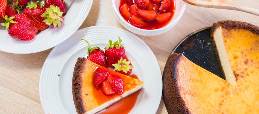 Классический чизкейк Нью-Йорк — рецепт счастья!