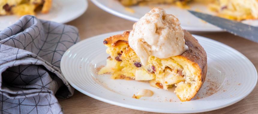 Простая Шарлотка или быстрый пирог с яблоками — самый уютный рецепт осени