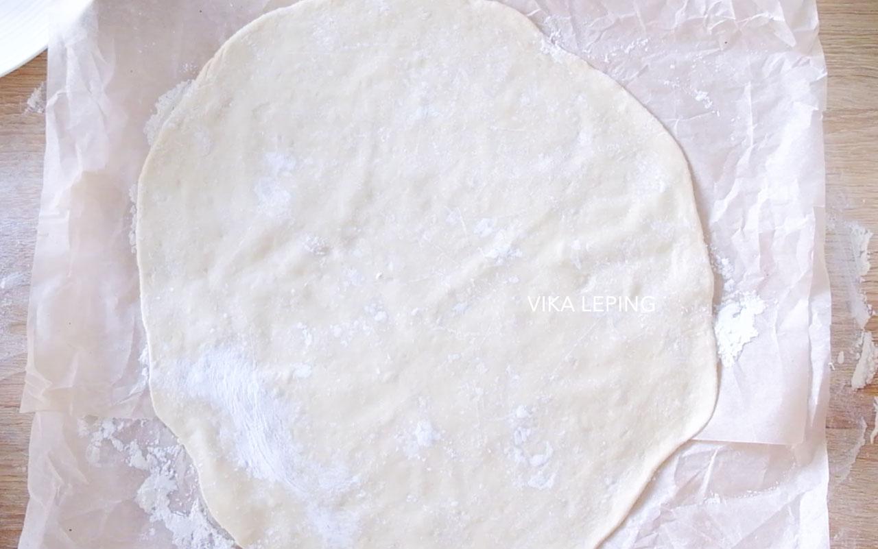 Пицца Четыре сыра, рецепт с фото пошаговый