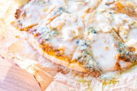 Пицца Четыре сыра - рецепт самой вкусной пиццы в мире