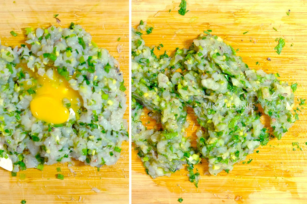 Горячие бутерброды с креветками и яйцом: рецепт в азиатском стиле